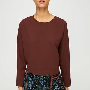 BLACK Wilfred Laon Blouse